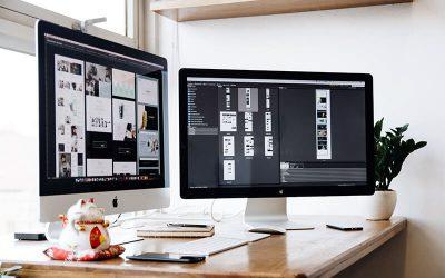 Trois éléments communs de la conception de sites Web
